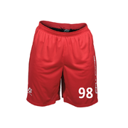 Koovee pelishortsi Fat Pipe Geir Player's Shorts (Red)